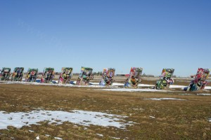 Cadillac Ranch - Photo Tripping America