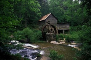 Clarkesville Mill - Photo Tripping America