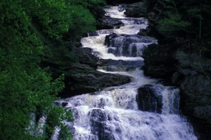 Cullasaja Falls - Photo Tripping America