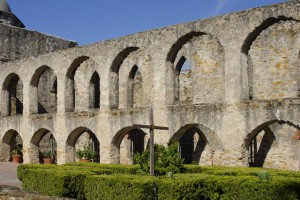 Arches of Mission San Jose - Photo Tripping America