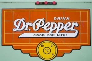 Dr Pepper Museum Sign - Photo Tripping America