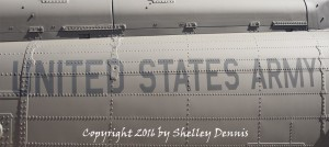 United States Army Background of Metal Siding with Rivets - Photo Tripping America