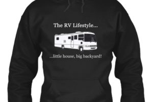 RV Lifestyle Class A Hoodie
