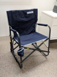Freestyle Rocker Camp Chair - Photo Tripping America